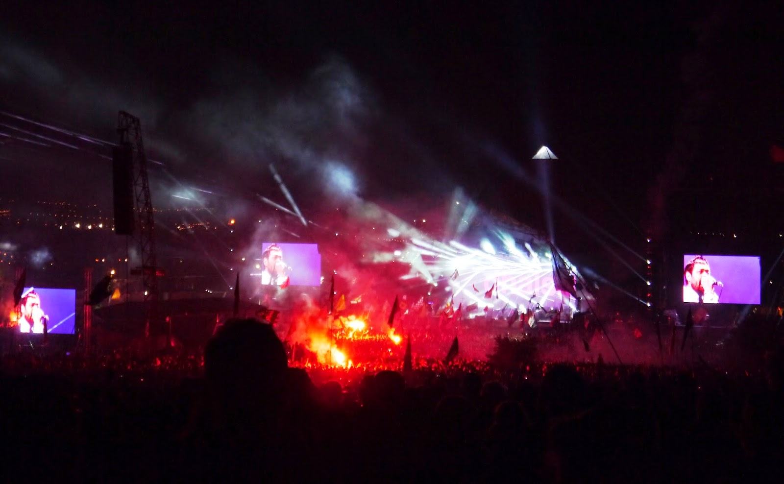 Kasabian at Glastonbury Festival