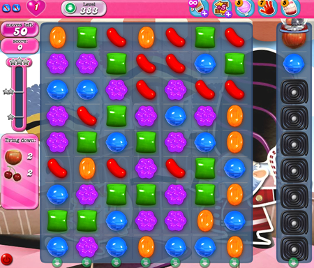 Candy Crush Saga 383