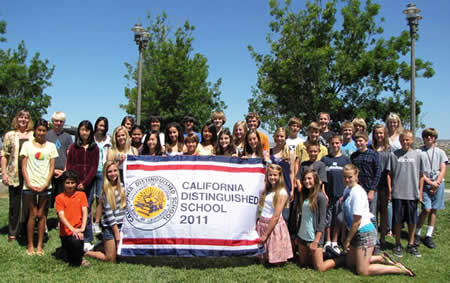 Monterey Ridge Elementary School Profile (2018-19) | San ...
