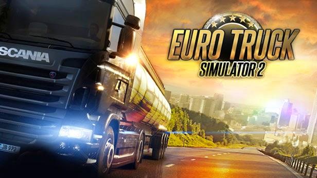 Euro Truck Simulator 2 PS3