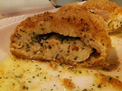 gluten free chicken kiev