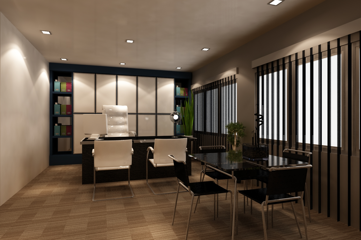 Create in your dream home 3d office design for Free 3d office design software