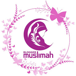 Part of blogger muslimah