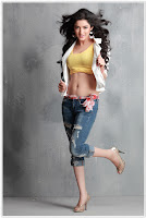 Richa Panai in modern Jeans Stunning Top beautiful Portfolio Pics
