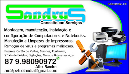 Sandru's Print e Acessórios