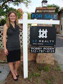 Katy Scruton- 3Z Realtty For Sale Sign