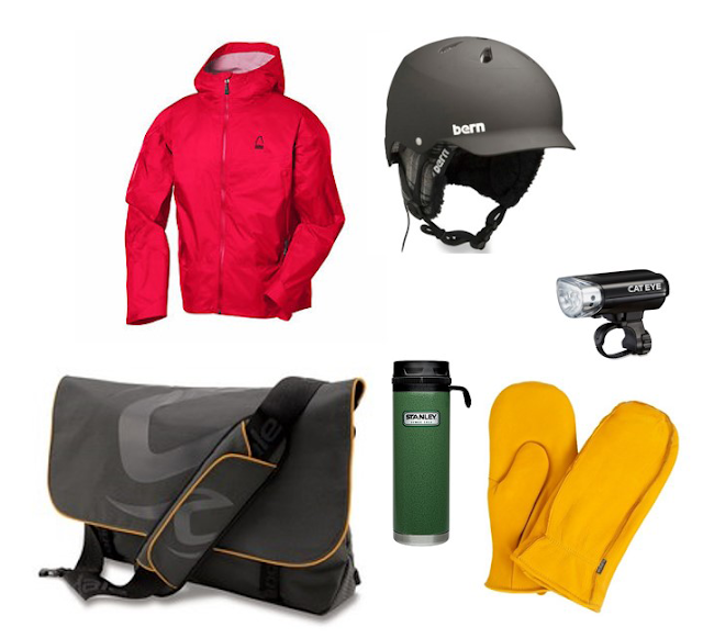 Winter Commute: 2013 Gear