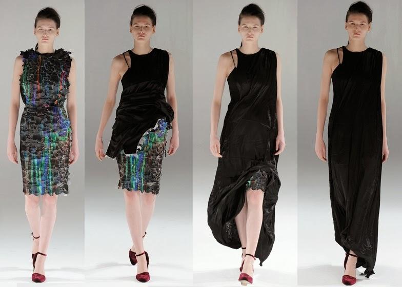 Hussein Chalayan Paris Fashion Week