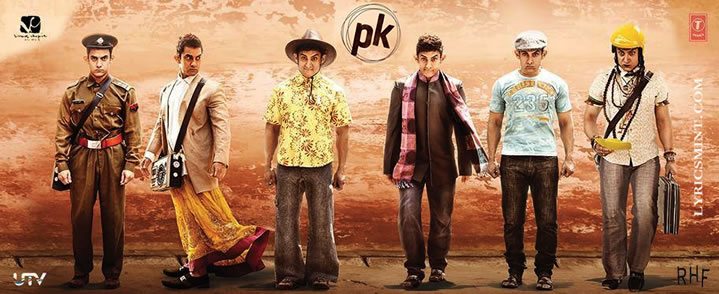 PK Songs Lyrics