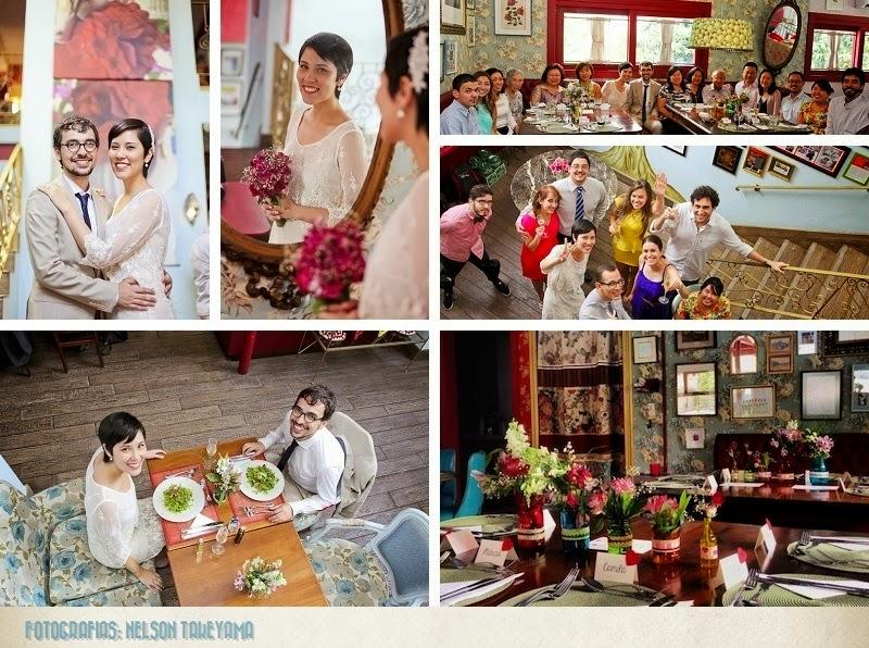 casamento no lady fina café