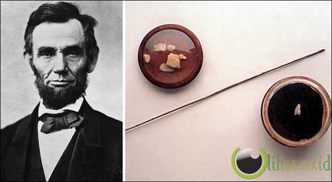 Pecahan Tengkorak Lincoln