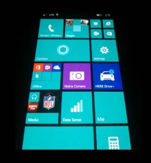 In video il Nokia Lumia 830 con fotocamera Pureview da 20 mega pixel