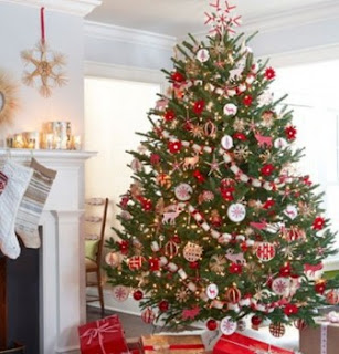 christmas tree decorations photos - Beautiful Christmas Tree Decorations