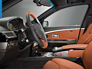 bmw 750 interior - صور بي ام دبليو 750 من الداخل