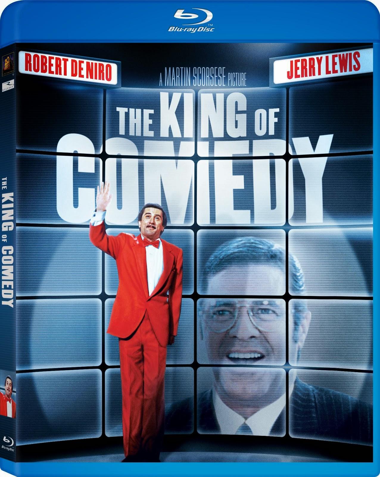 http://www.amazon.com/King-Comedy-30th-Anniversary-Blu-ray/dp/B00I4X8KU2/