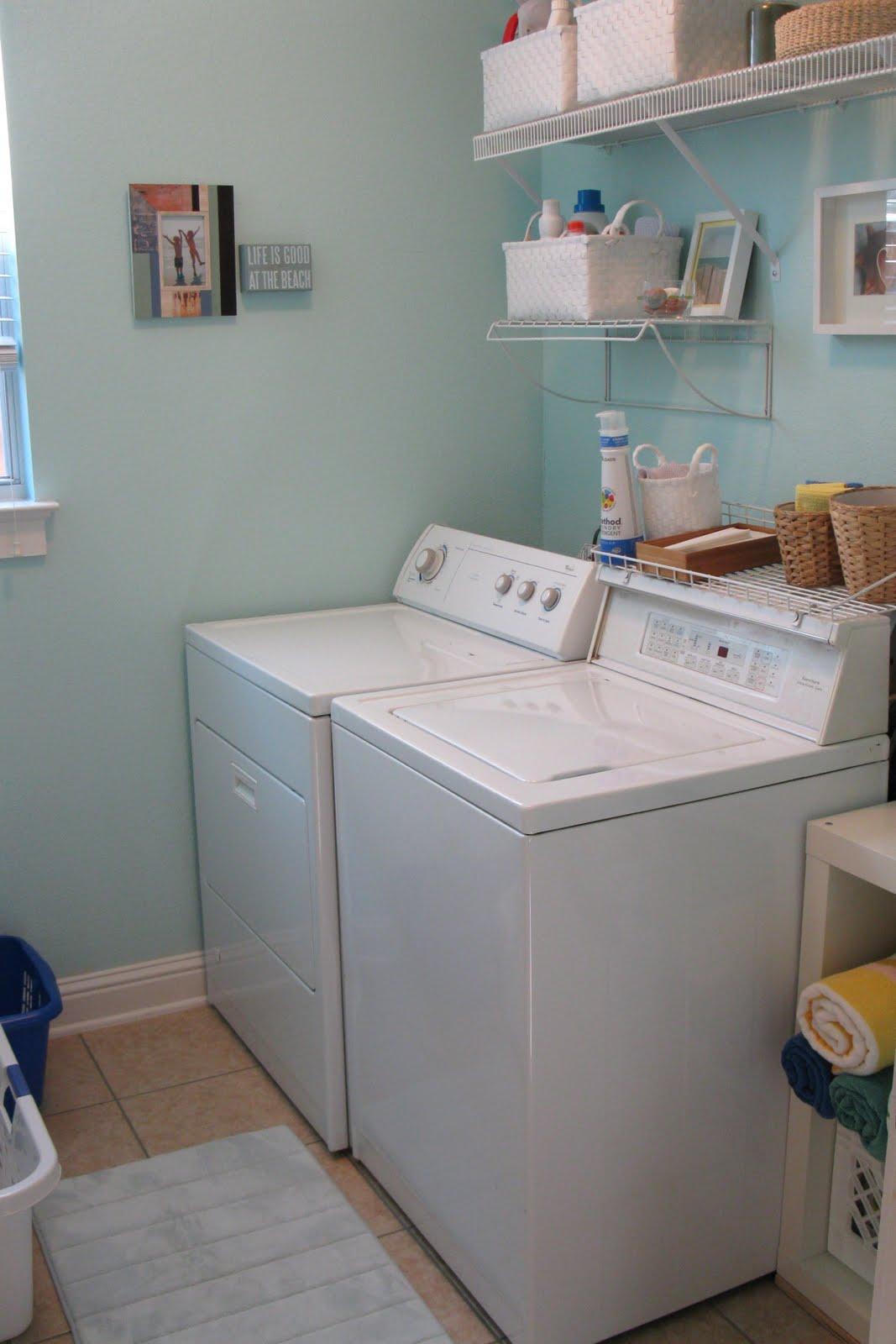 My Laundry Room Aw Ma I Love It Awful