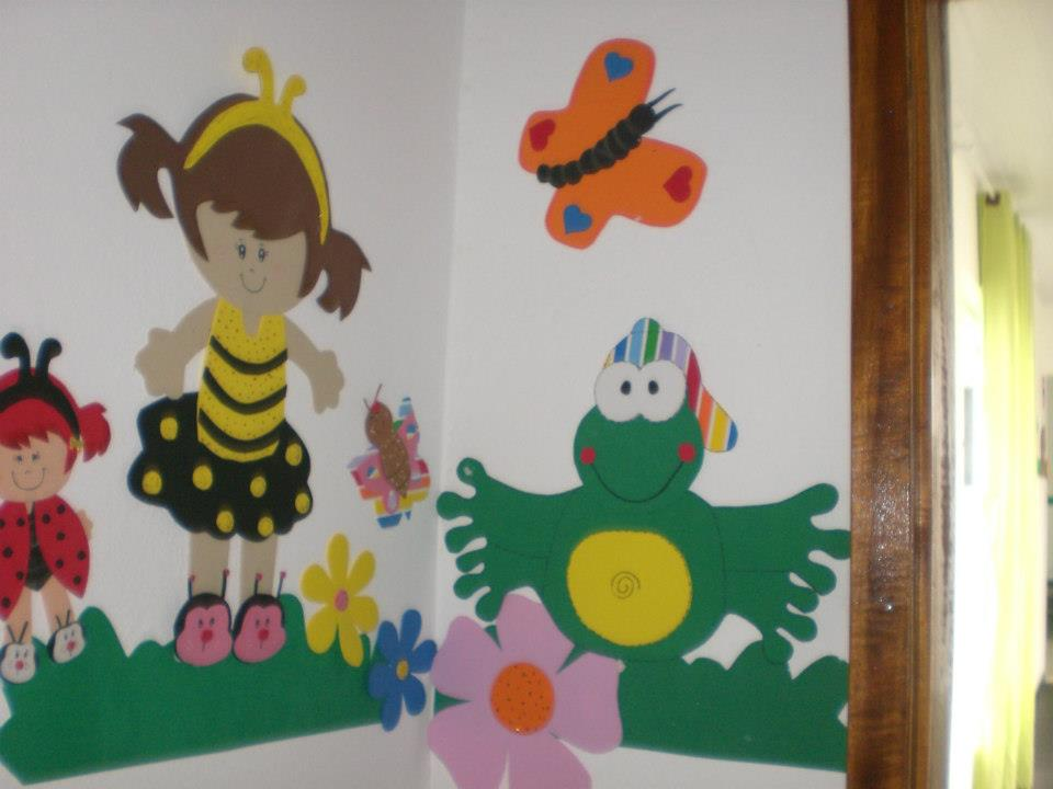 decoracao de sala aula educacao infantil : decoracao de sala aula educacao infantil: para imprimir: Decoração de sala de aula Educação infantil e