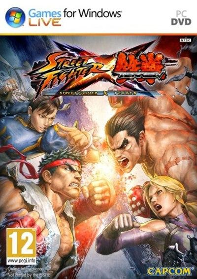 Street Fighter X Tekken PC Full Español 2012 Skidrow