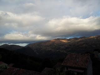 Le ciel d'Aullène en Alta Rocca