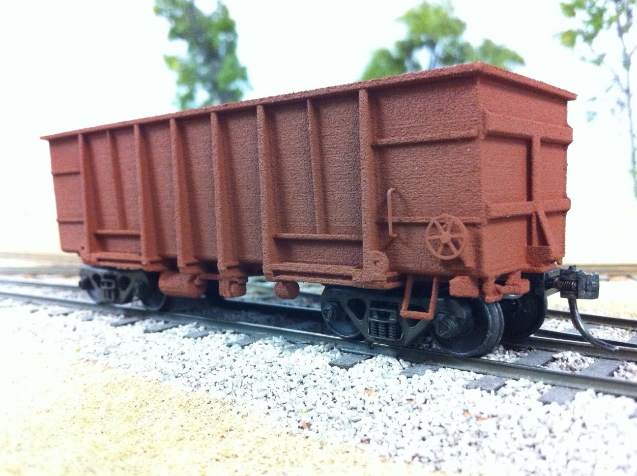 Marbelup Models Bhp Iron Ore Cars Ho Scale