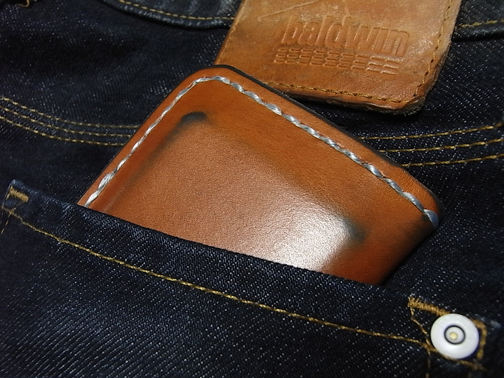 Kenton Sorenson Natural Leather Wallet