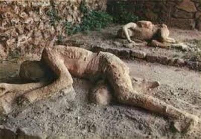 ΕΚΡΗΞΗ ΒΕΖΟΥΒΙΟΥ 79 μ.Χ. Πομπηία: Η πόλη που πάγωσε στον χρόνο!