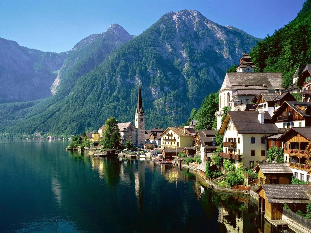 Dois Lugares Diferentes Para Visitar na Europa
