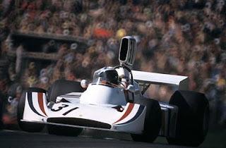 Ian Scheckter - Hesketh