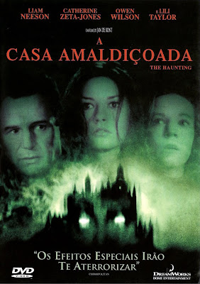 A Casa Amaldioada DVDRip XviD &amp; RMVB Dublado