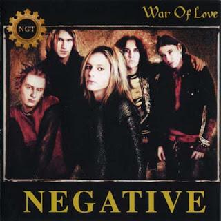 Negative - War Of Love (2003)