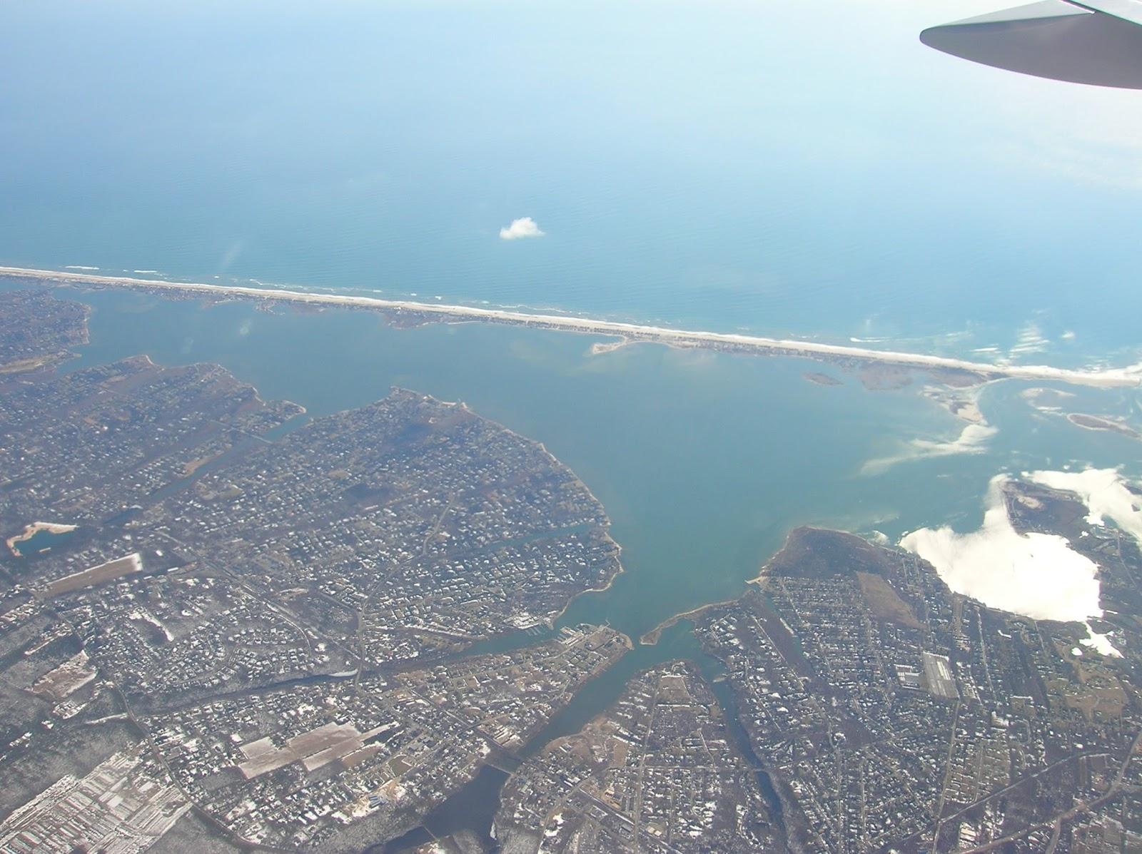 Llegando a Nueva York y el Boeing 738 que nos llevó a Costa Rica.