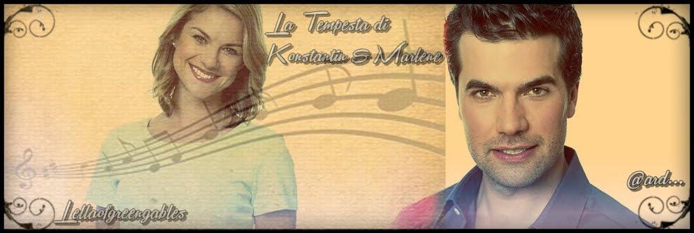 La Tempesta di Konstantin e Marlene