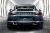 Porsche 911 Carrera (2016) Rear