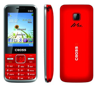 Cross CG2, Handphone Hybrid GSM-CDMA Standby Bersamaan