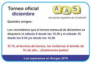 15 de diciembre - Argentina
