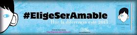 #EligeSerAmable
