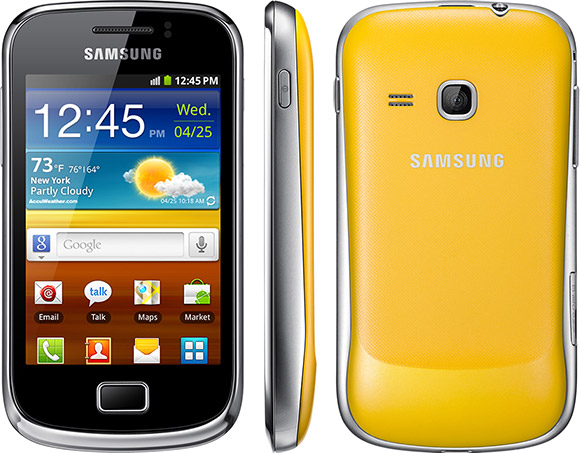 Preview, Spec, Samsung Galaxy Mini 2