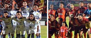 Video Gol Pusamania Borneo FC vs Persib Bandung 3-2
