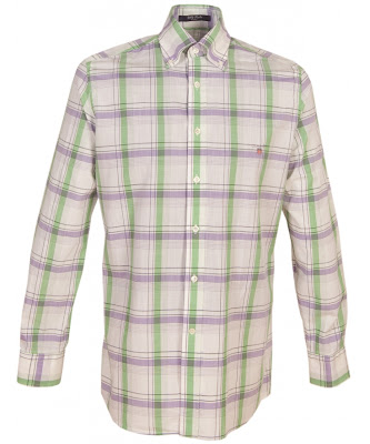 Gant Check Shirt Gallery