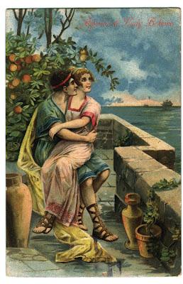 hiperica_lady_boheme_blog_cucina_ricette_gustose_facili_veloci_cartoline_di_amore_antiche