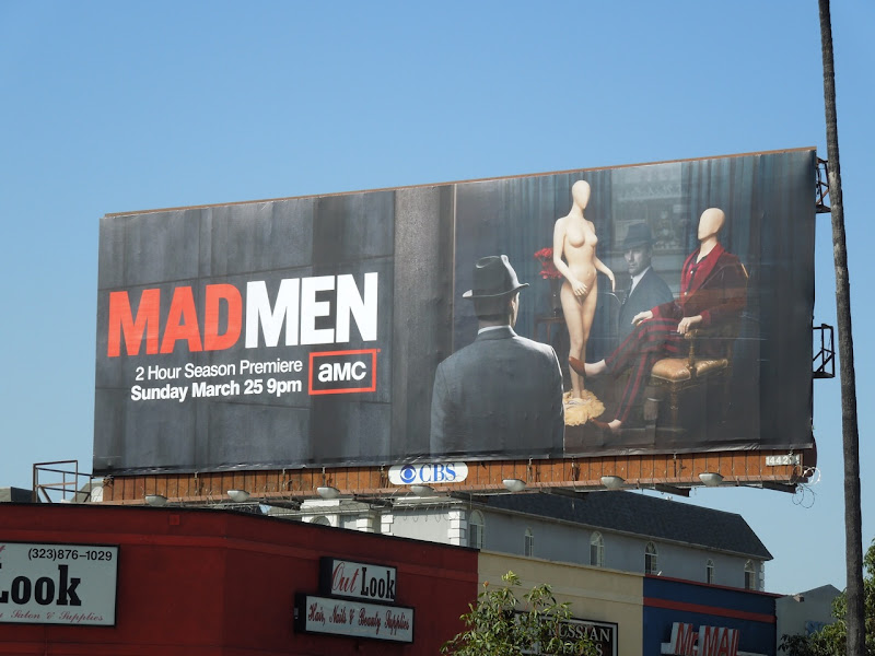 Mad Men 5 Don Draper billboard