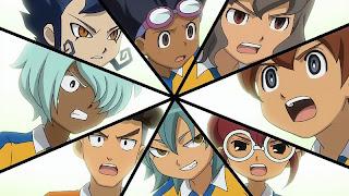 Inazuma Eleven Go - Episodio 22