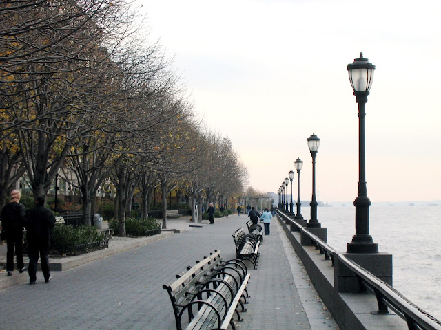 ORLA DO BATTERY PARK