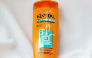 Elvital - Sun Defense schützendes Sommer-Shampoo - www.annitschkasblog.de