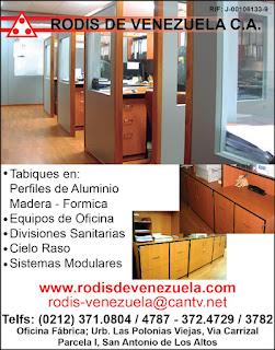 Las Paginas Amarillas.Net -  RODIS DE VENEZUELA, C.A.