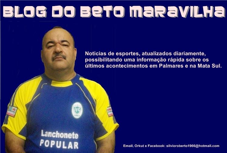 Blog do Beto Maravilha