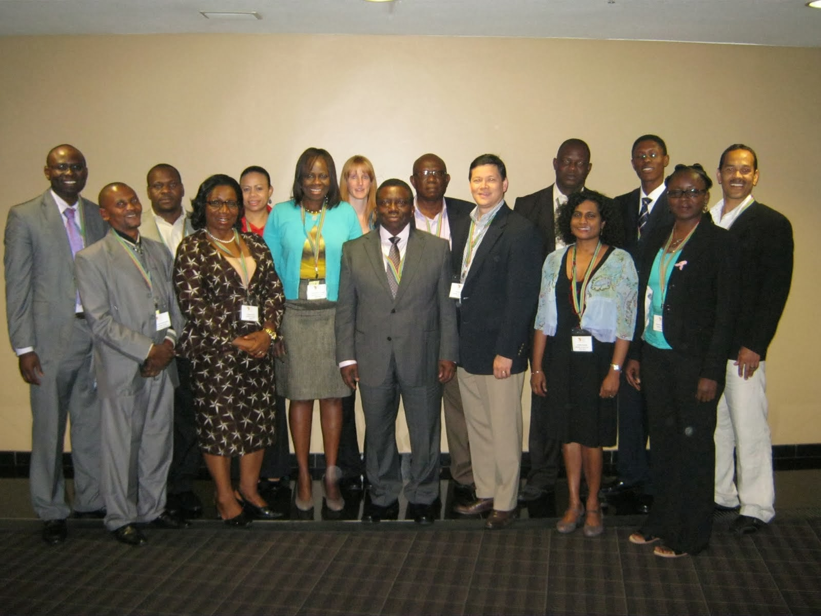 ACLI Leaders and Faculty in Durban/South Africa