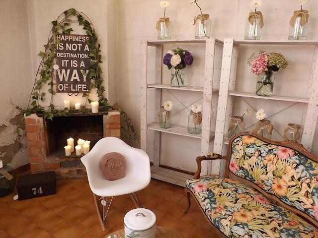 mi experiencia en decora tu alma boho deco chic. Black Bedroom Furniture Sets. Home Design Ideas