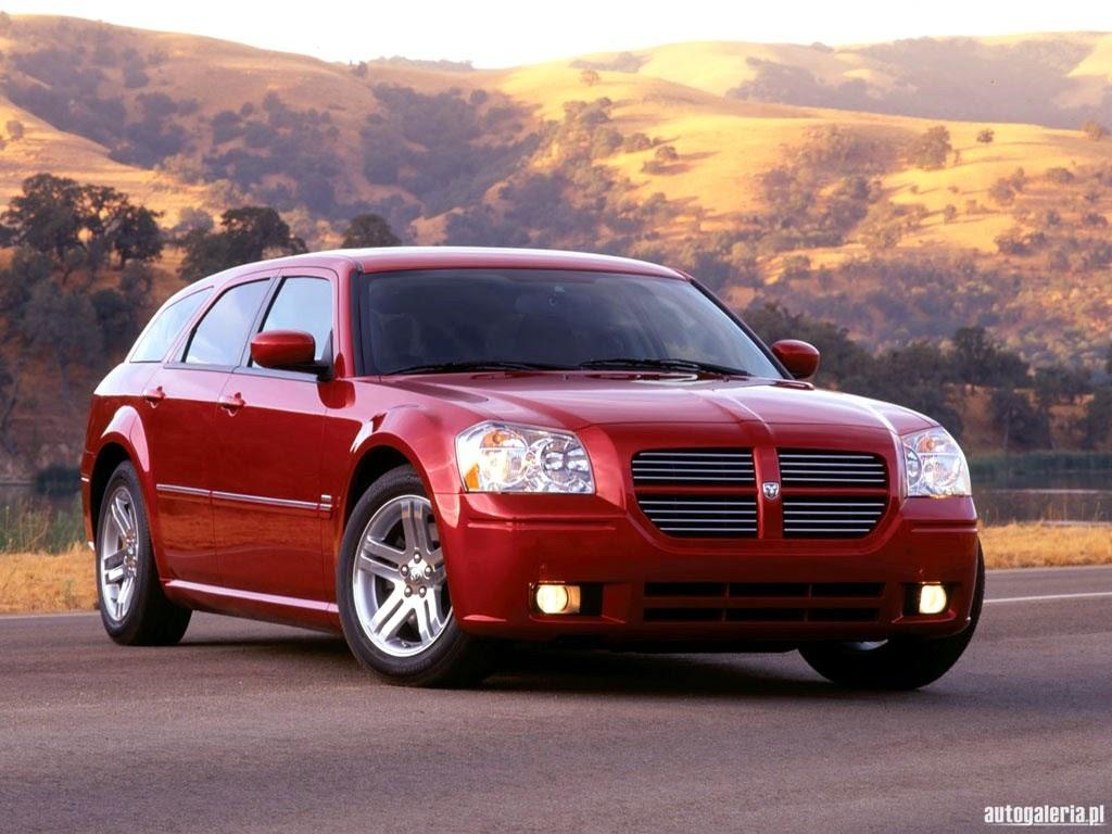 Dodge Magnum Hybrid images