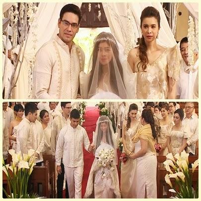 Galema and Morgan wedding in Galema